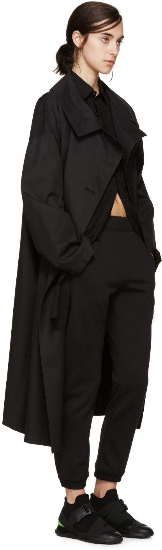 Y-3 Black Elegant Lounge Pants