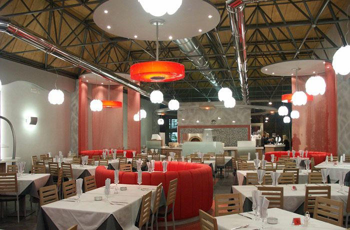 17 best images about arredamento ristorante on pinterest for Arredamento ristorante design