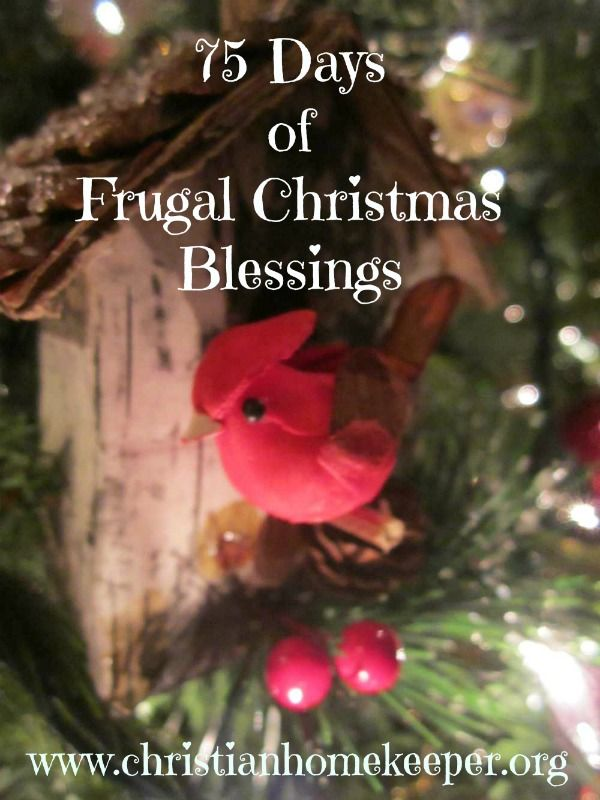 All The Frugal Christmas Ideas