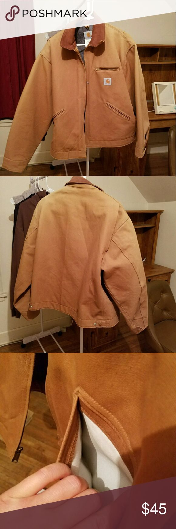 Carhartt Winter Jacket Very lightly worn men's Carhart Jacket Carhartt Jackets & Coats Performance Jackets
