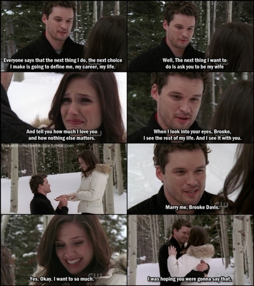 One Tree Hill 7x22 Almost Everything I Wish I'd Said The Last Time I Saw You