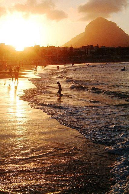 """""""Playa de Javea, View of the beach of Javea at sunset - SPAIN by Rudy VEGA on Flickr. """""""