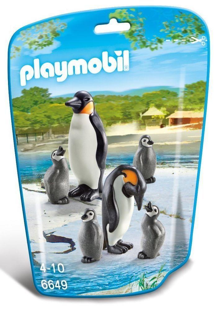 Playmobil 6649 - Famiglia di Pinguini - NUOVO - NEW | Toys & Hobbies, Preschool Toys & Pretend Play, Playmobil | eBay!
