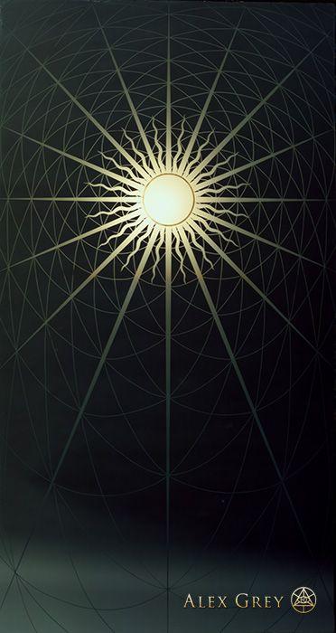 Spiritual World - Alex Grey