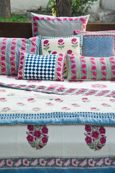 Javakusuma | Bed Collection | Goodearth.in