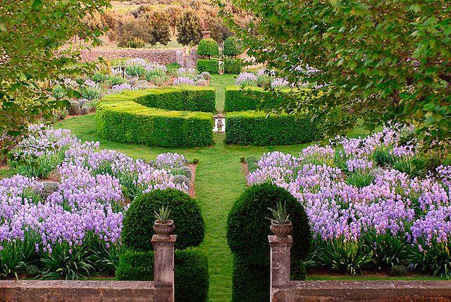 197 best formal gardens images on pinterest formal for Jardin a la francaise