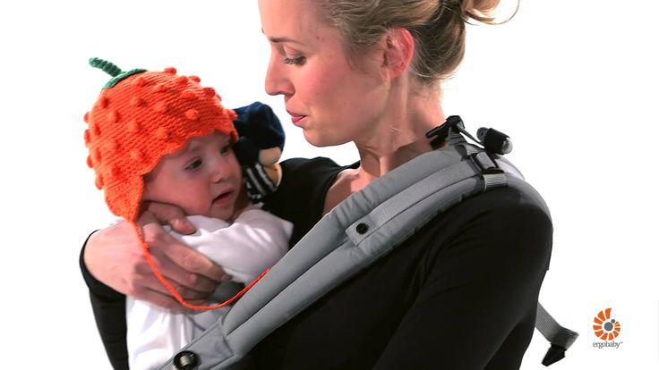 @ergobaby 360 - Marsupio porta-bebè in 4 diverse posizioni • Posizione laterale sull'anca. #ergobaby #carrier