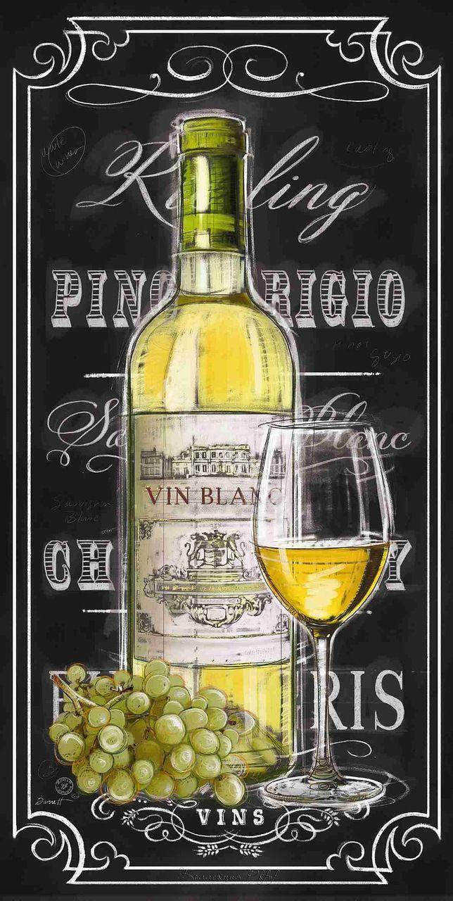 109 best images about chalkboard art on pinterest merry for Wine chalkboard art