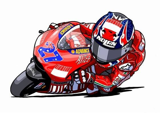 Casey Stoner on Ducati by Sin Terauti, http://www.daidegasforum.com/forum/foto-video/551841-casey-stoner-raccolta-foto-thread-21.html