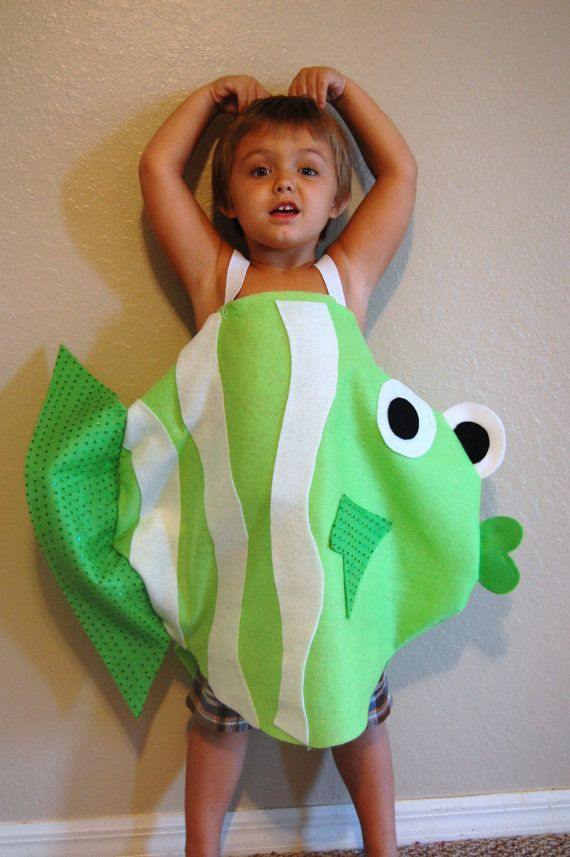 17 best images about costume ideas fish on pinterest for Fish costume adult