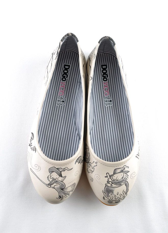 Witch shoes!