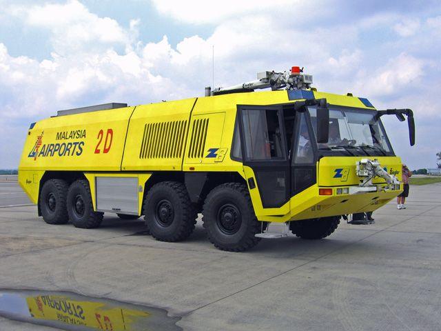 Kuala Lumpur Ziegler Z8 crashtender