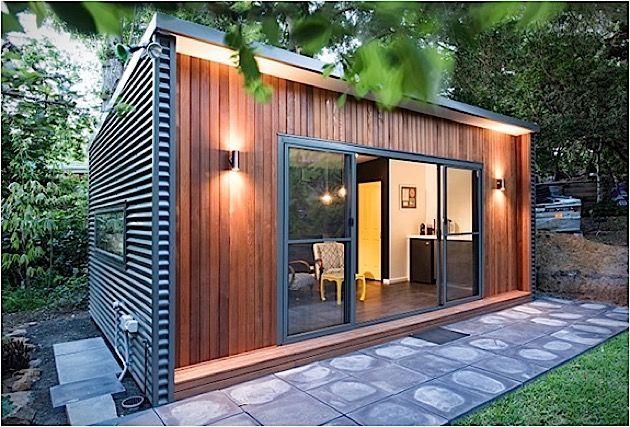 Architektur: Hol dir das Büro in den Garten | KlonBlog (Cool Pools)