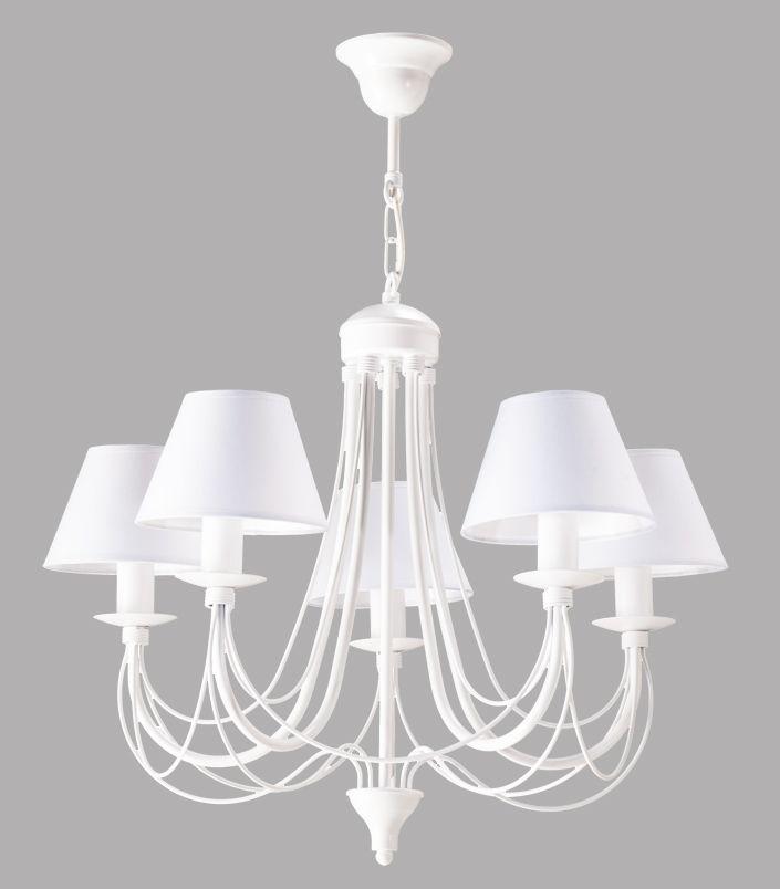 Lampa Wisząca BASJAN 5 nr 2153