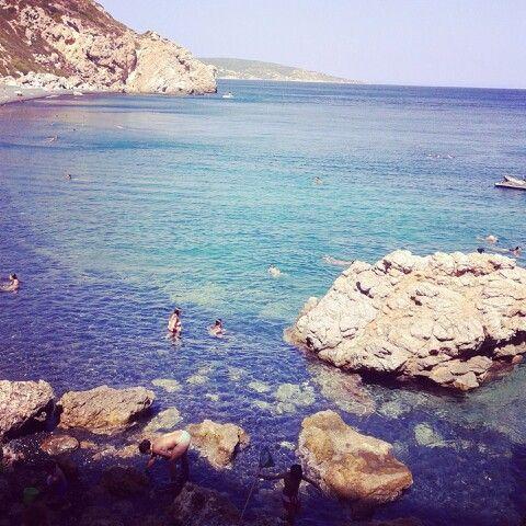 Μαύρα Βόλια (Mavra Volia) στην περιοχή Εμπορειός, Χίος