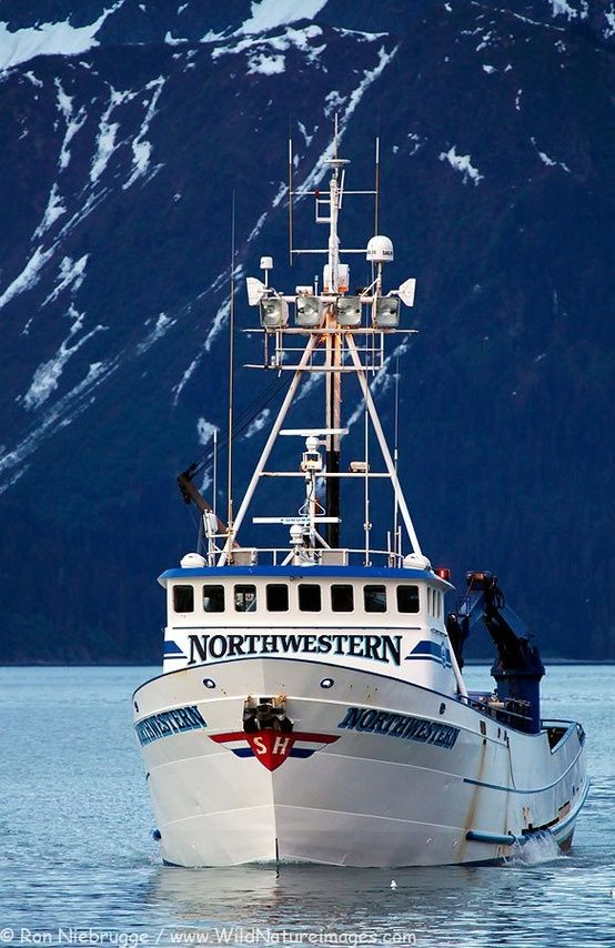 Alaska...My Dad Fred had his own fleet of boats just like on Deadliest Catch. He fished for King & Snow/Opillio Crab, shrimp, Dungeness Crab, Red snapper, AND lots more From Florida To Alaska!