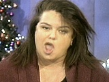 """Rosie O'Donnell imitates Donald Trump during her 2006 hosting stint on """"The View"""". The Donald was not impressed, and responded by calling Rosie """"a loser."""" The feud lives on."""