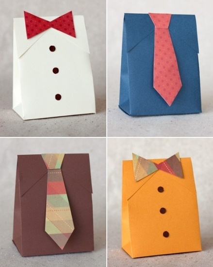 Beautiful Paper Bags crafted
