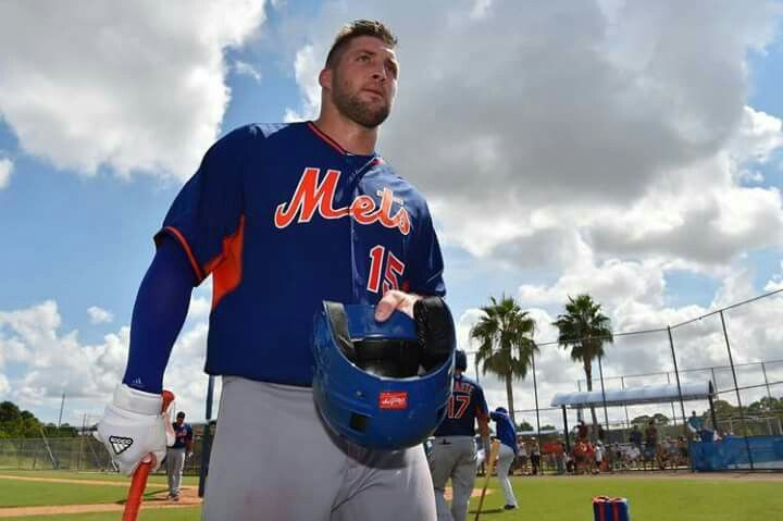Tim Tebow. *squeal* he's still #15!