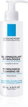 La Roche-Posay Gel Desmaquillante, 200 ml