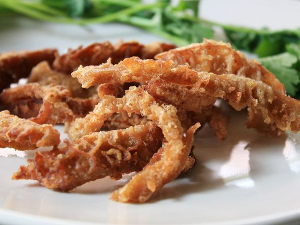 Deep-Fried Tripe