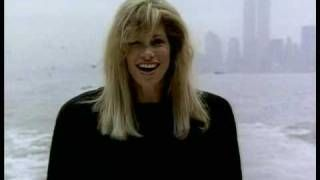 Let The River Run by Carly Simon, from the soundtrack of Working Girl. Love the movie, love Carly Simon more!!