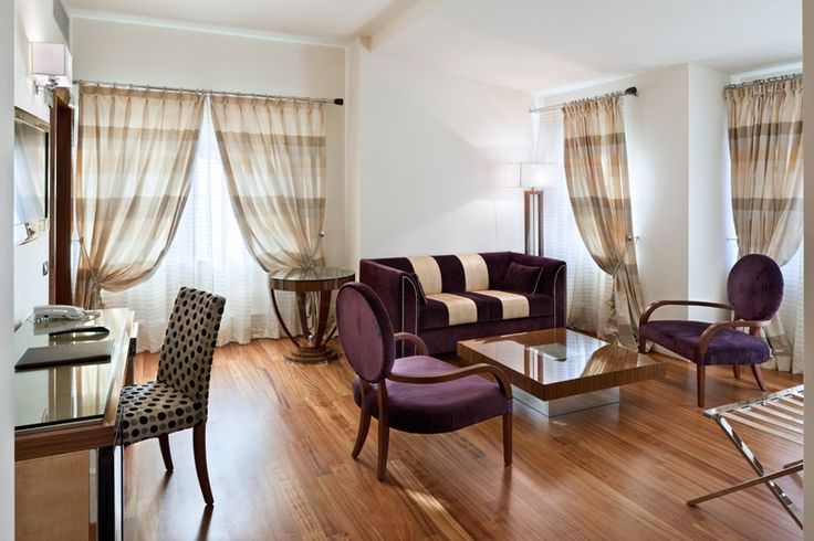 UNA Hotel Roma - UNA Hotels & Resorts Italy -  Hotel in Rome city centre - Hotel 4 star Rome
