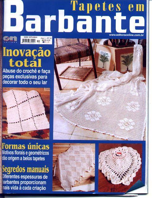 Tapetes em Barbante nº 10 - Zuleika Sousa - Picasa-Webalben