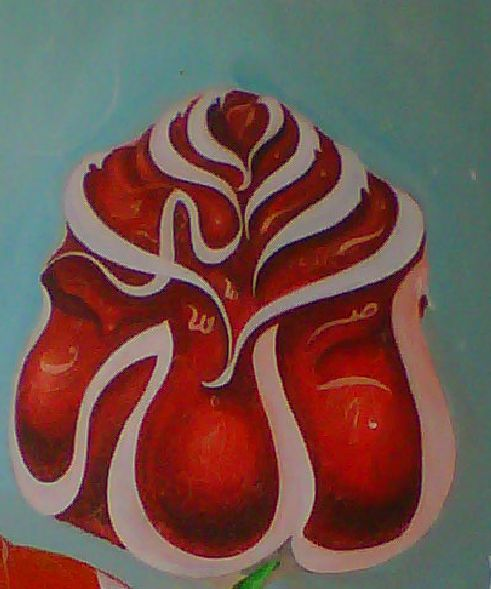 red rose by Samarqandi on DeviantArt