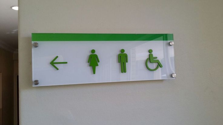 Holiday Inn Toilet Directional #sign #hotel #direction #information #toilet #icon #symbol