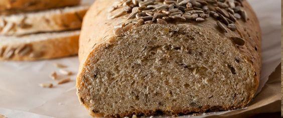 Pan multicereal   Las mejores recetas saludables encontralas en Viví Nestlé