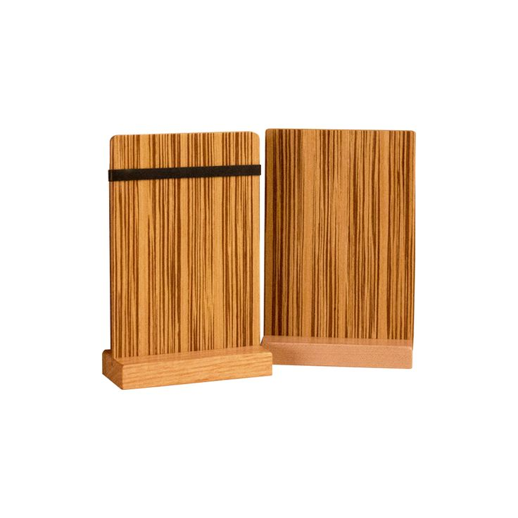 Zebrawood Table Talker by Risch