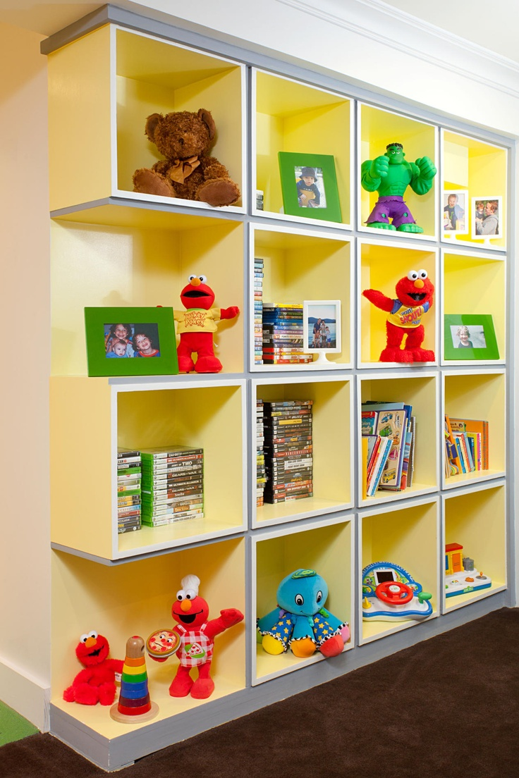 168 best Toy Storage Ideas images on Pinterest | Play rooms ...