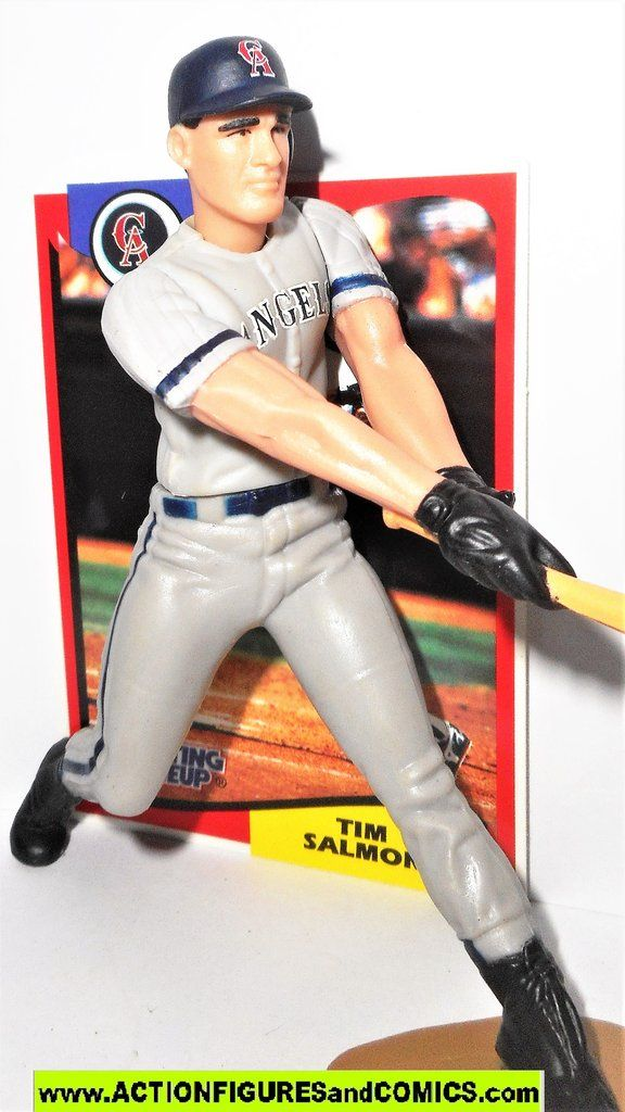 Starting Lineup Tim Salmon 1994 California Angels Ca Sports Baseball Ca Sports Lineup Sports Baseball
