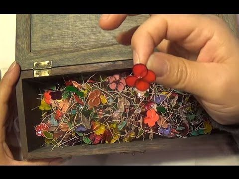 DIY pinterest nail polish flowers  These really work!!!  I just made my first one!!  fran