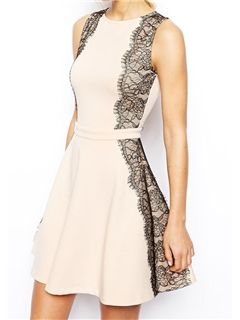 $ 27.29 Modern Casual Sleeveless Sheath Dresses