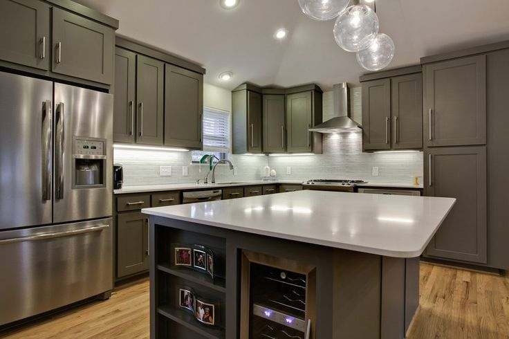 Modern crown molding designs kitchen contemporary with recessed lighting stainless steel appliances undercabinet lighting