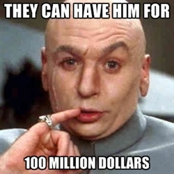 100 MILLION dollars!!
