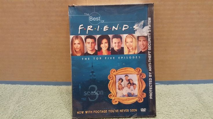 The Best of Friends: Season 3 (DVD, 2003)