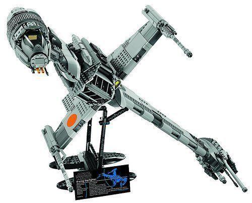 LEGO Star Wars B-Wing Starfighter (10227).  NEW SEALED RETIRED!!