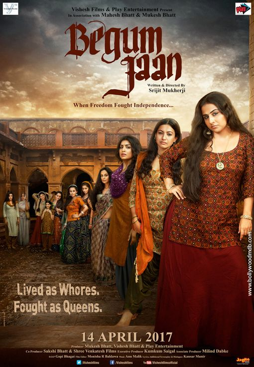 Begum Jaan (2017) Hindi Full Movie Watch Online - www.moviezcinema.com/2017/04/begum-jaan-2017.html