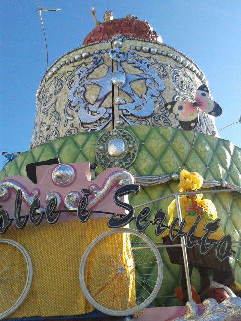 Carnevale di Viareggio #ildolceeservito #viareggio #carnival