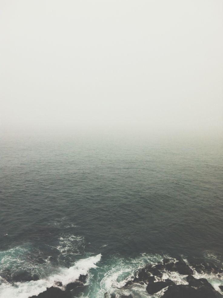 Mystery ocean.