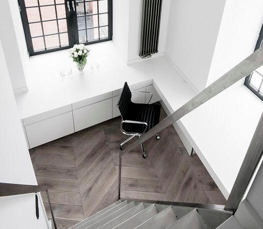 loft apartment by Tamizo Architects