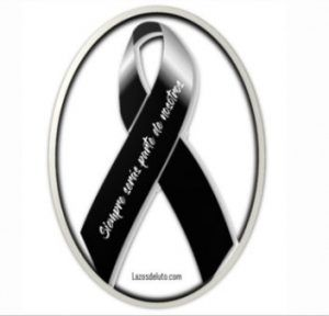 lazos de luto para compartir