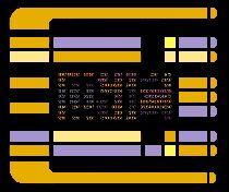 Star Trek LCARS Blueprints Database