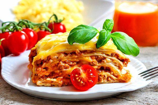 Лазанья: четыре рецепта итальянской закуски с курицей, лососем и мясом кролика - 7Дней.ру