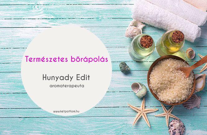 Interjú : Aromaterápia, természetes bőrápolás