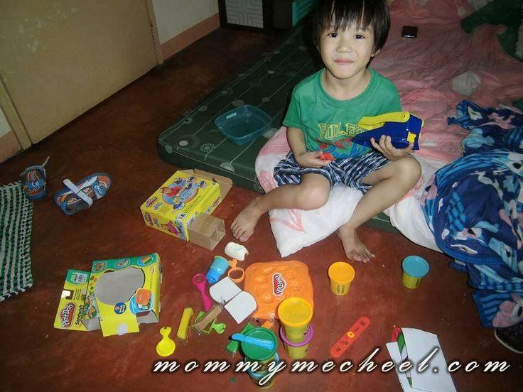 Singlemom Mecheel: When ART attacks