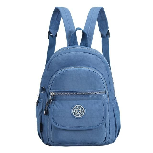 e2e28bb55f04 Pretty Style Women Backpack Waterproof Nylon Lady Women s Backpacks Female  Casual Travel Bags Girls